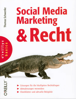 Schwenke, Social Media Marketing & Recht