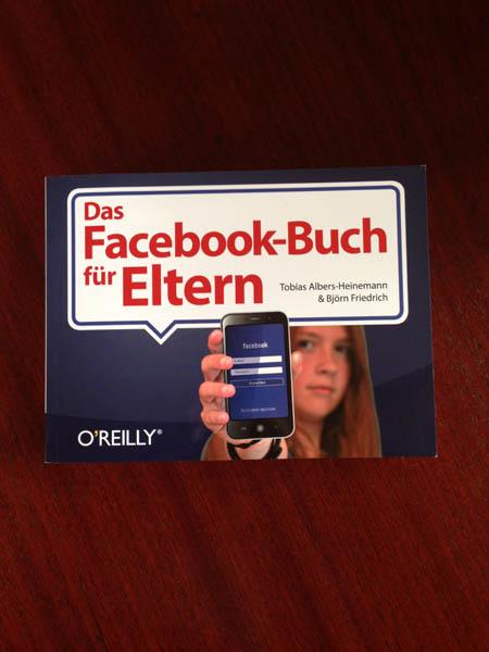Das Facebook-Buch für Eltern #buchrezension